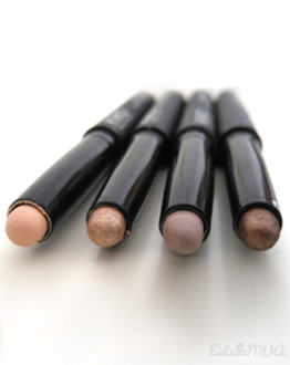 Longlasting eyeshadow sticks de Kiko