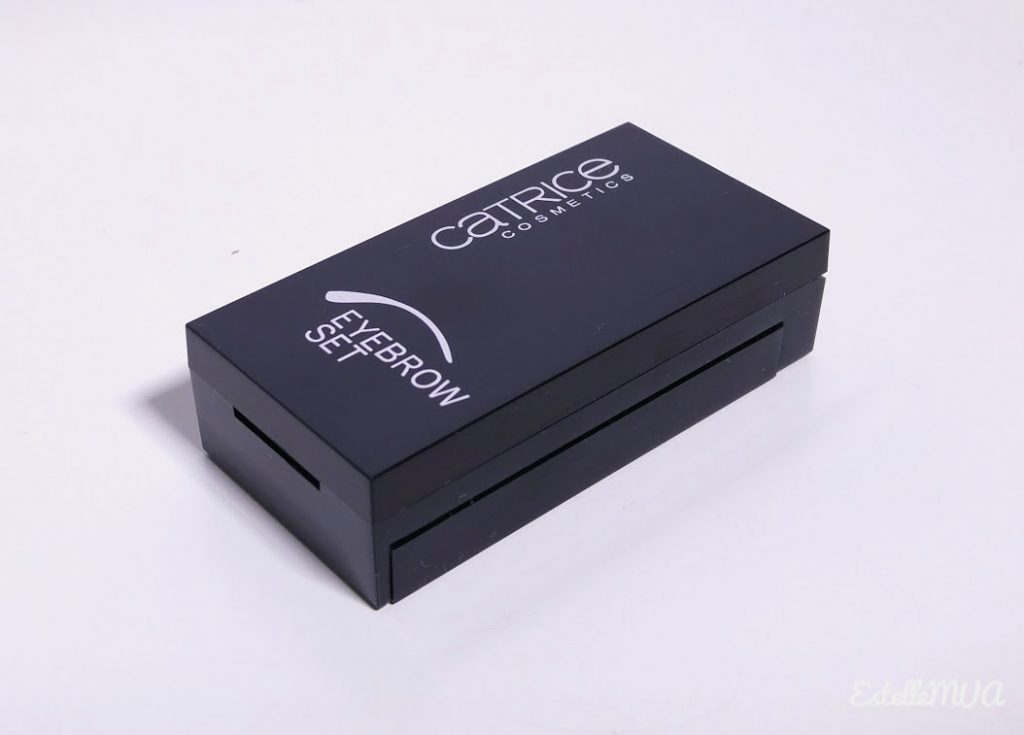 Catrice eyebrow set packaging