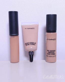 Mac conealers comparison