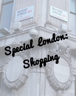 London Shopping advice
