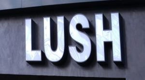 Shopping à Londres : magasin Lush