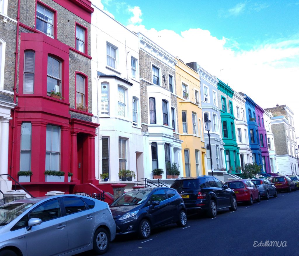 London tourism guide : Portobello Road