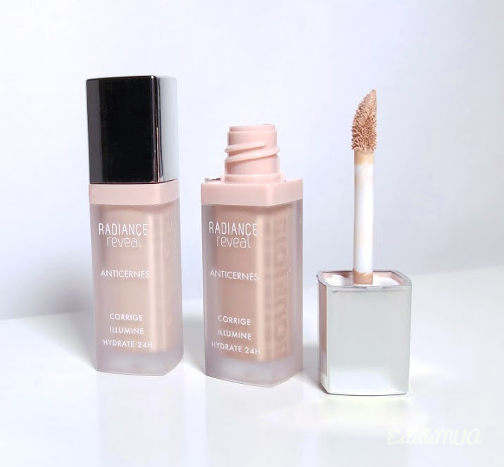 Radiance reveal concealer bourjois shade 1 and 2