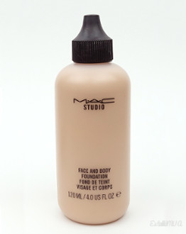 Review: Face and Body foundation by Mac (N1)
