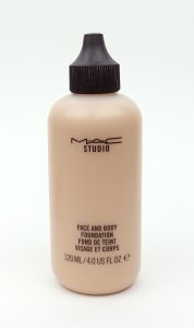 Face and Body foundation by Mac Studio