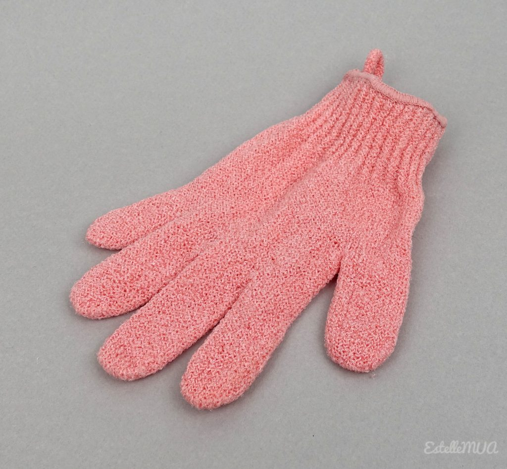 The BodyShop body exfoliating glove