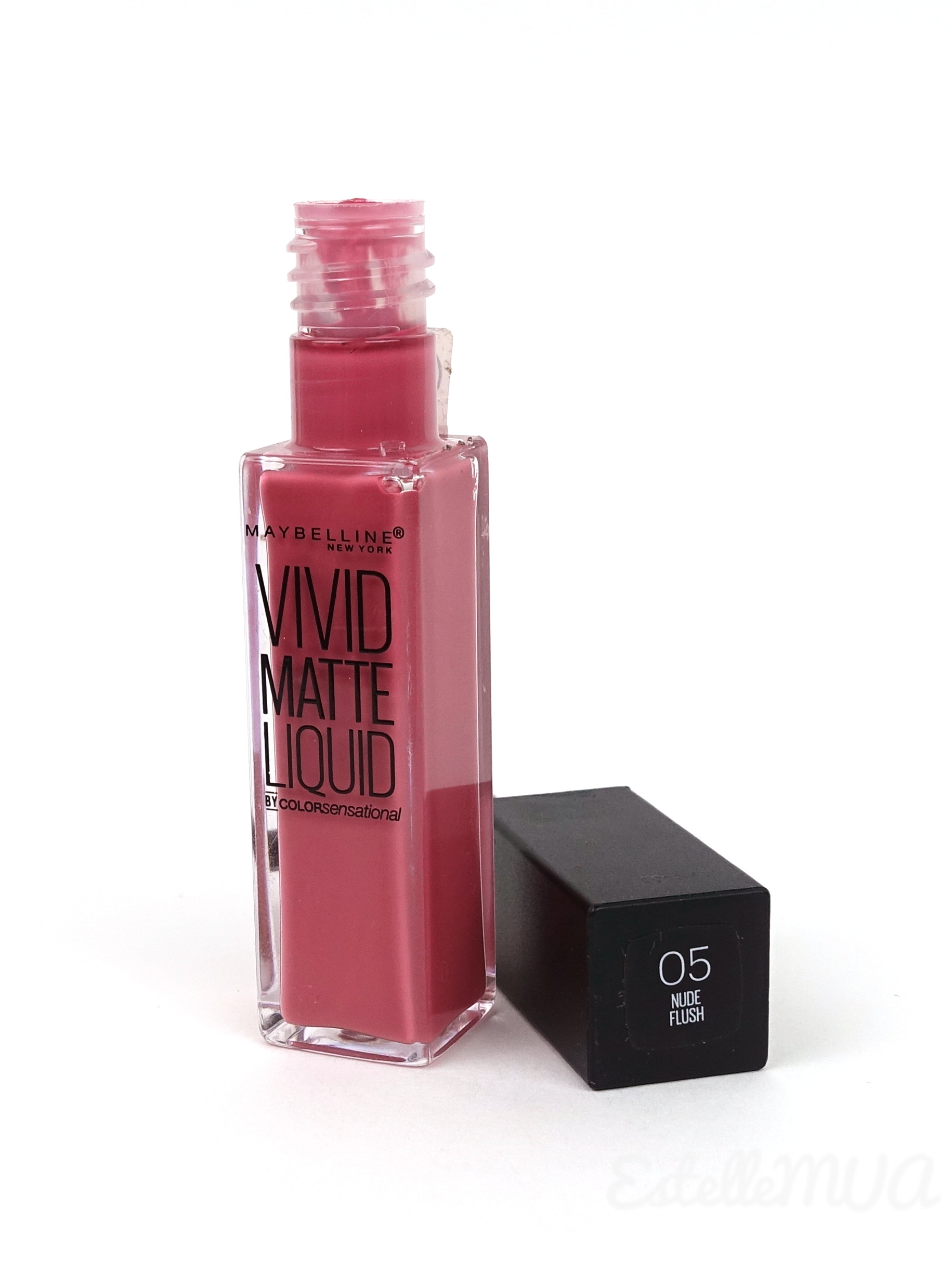 Vivid Matte Liquid 05 Nude Flush by Maybelline